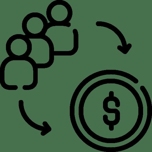 group spending money conversion copywriting