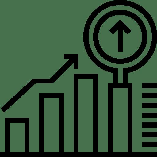 rising graph seo copywriting